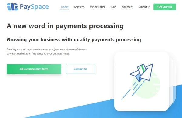 Online payment processing solutions for Woocommerce store: PaySpacelv