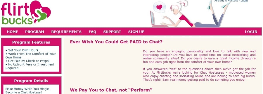 Get paid to be a virtual friend