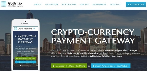 Best third party hosted cryptocurrency payment gateways of 2020 | GoUrl