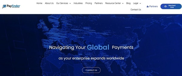 PayFinder | high risk payment processors