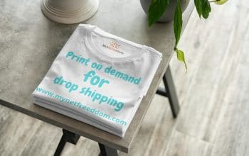 Print On Demand Drop Shipping