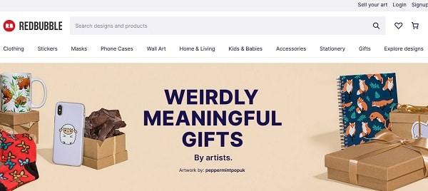 RedBubble description - www.mynetfreedom.com
