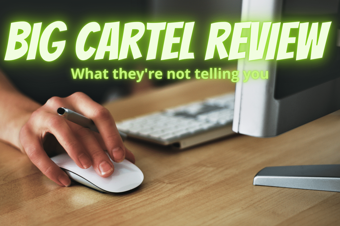 Big Cartel review. What they're not telling you!