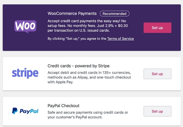 What is WooCommerce Payments
