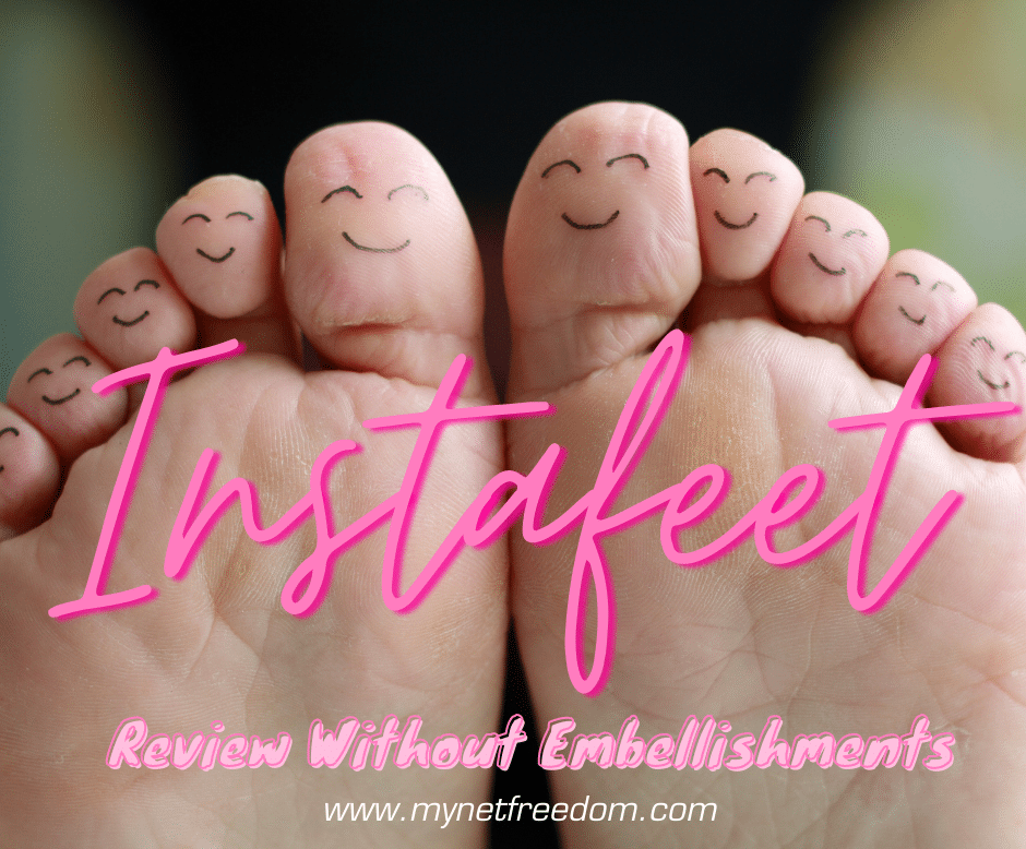 Instafeet. Review Without Embellishments!