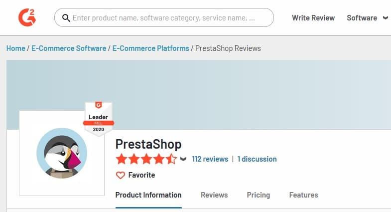 PrestaShop review