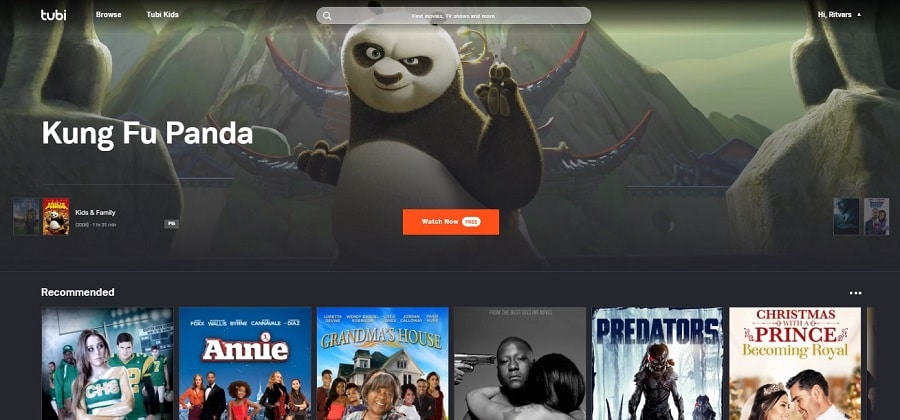 10 Free Streaming Websites. Just Like Netflix But Free! | Tubi