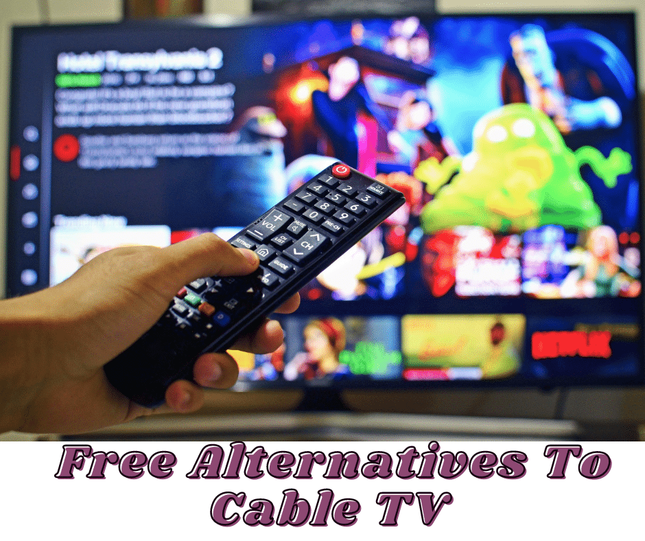 Free Alternatives To Xfinity TV (And Cable TV In General)
