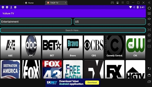 ThopTV - Free Alternatives To Cable TV