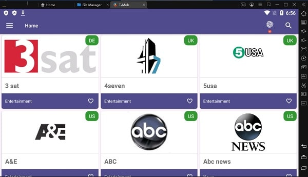 TVMOB - Free Alternatives To Cable TV